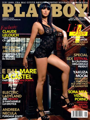 Playboy Romania - Aug 2009