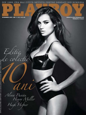 Playboy Romania - Nov 2009