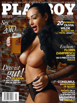 Playboy Romania - Jan 2011