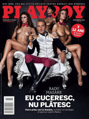 Playboy Romania - Nov 2011