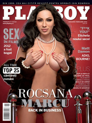 Playboy Romania - Jan 2013