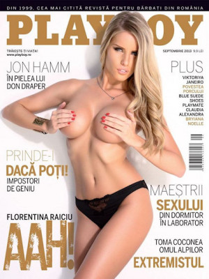 Playboy Romania - Sep 2013