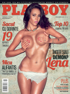 Playboy Romania - Nov 2013