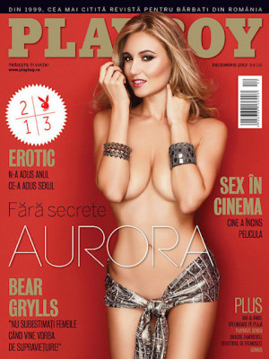 Playboy Romania - Dec 2013