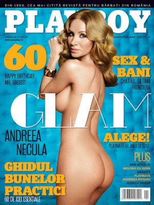 Playboy Romania - Jan 2014