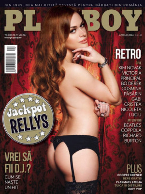 Playboy Romania - April 2014