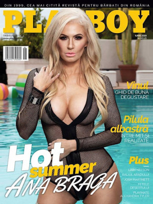 Playboy Romania - June 2015