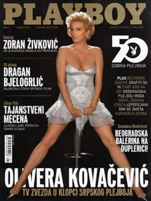 Playboy Serbia - Jan 2004
