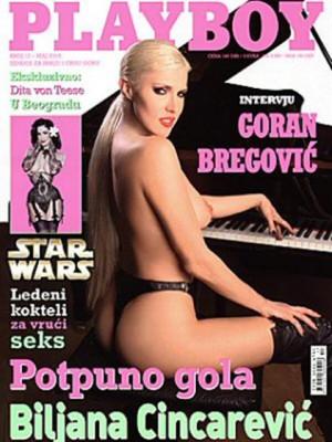 Playboy Serbia - May 2005