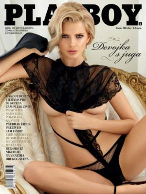 Playboy Serbia - Oct 2014