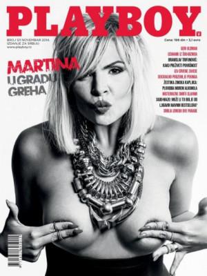 Playboy Serbia - Nov 2014