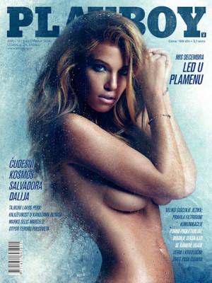 Playboy Serbia - Dec 2014