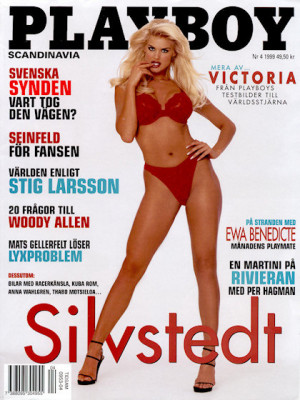 Playboy Sweden - May 1999