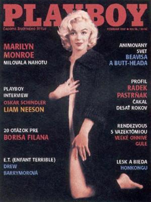 Playboy Slovakia - Feb 1997