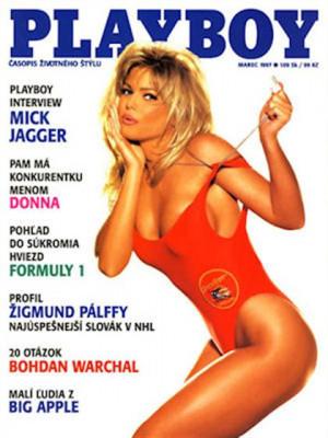 Playboy Slovakia - Mar 1997