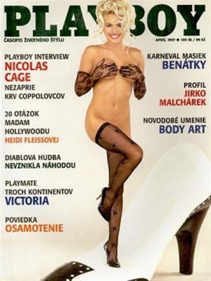 Playboy Slovakia - Apr 1997