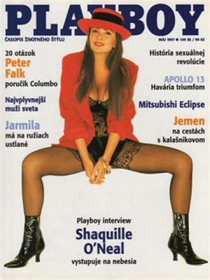 Playboy Slovakia - May 1997