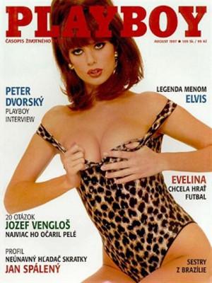 Playboy Slovakia - Aug 1997