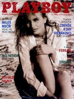 Playboy Slovakia - Sep 1997