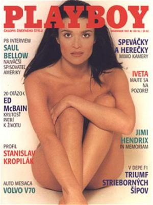 Playboy Slovakia - Nov 1997