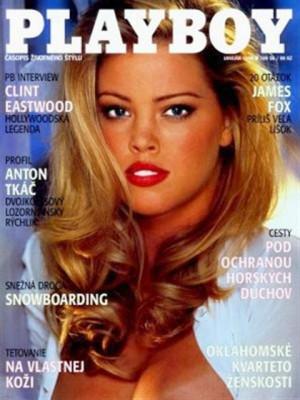 Playboy Slovakia - Jan 1998