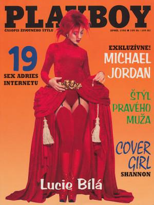 Playboy Slovakia - Apr 1998