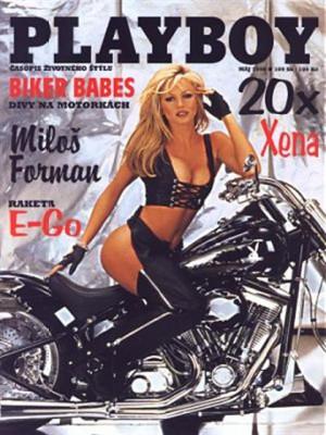 Playboy Slovakia - May 1998