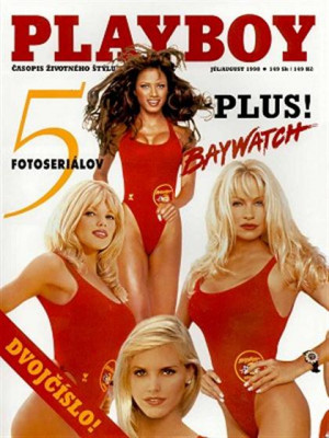 Playboy Slovakia - July 1998
