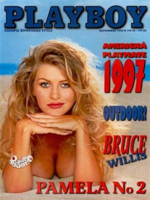 Playboy Slovakia - Sep 1998