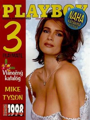 Playboy Slovakia - Dec 1998