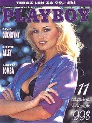 Playboy Slovakia - Jan 1999