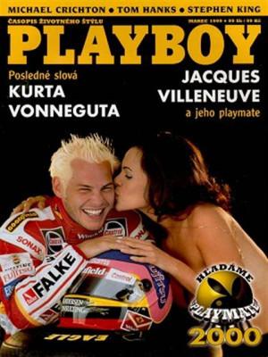 Playboy Slovakia - Mar 1999