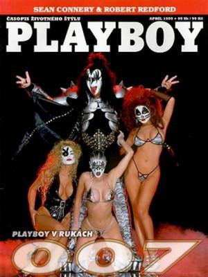 Playboy Slovakia - Apr 1999