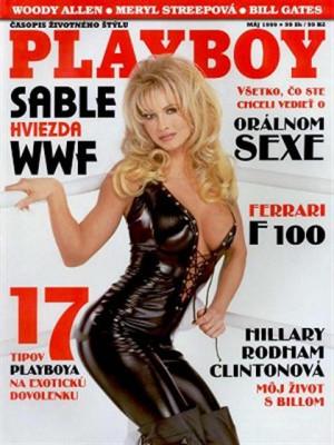 Playboy Slovakia - May 1999