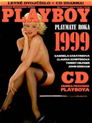 Playboy Slovakia - July 1999