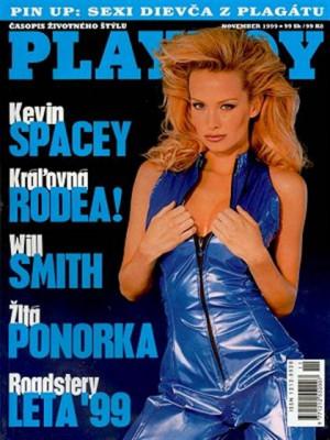 Playboy Slovakia - Nov 1999