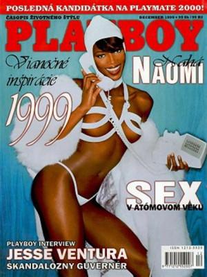 Playboy Slovakia - Dec 1999