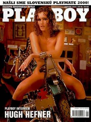 Playboy Slovakia - Jan 2000