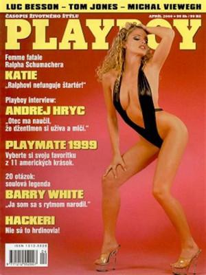 Playboy Slovakia - Apr 2000