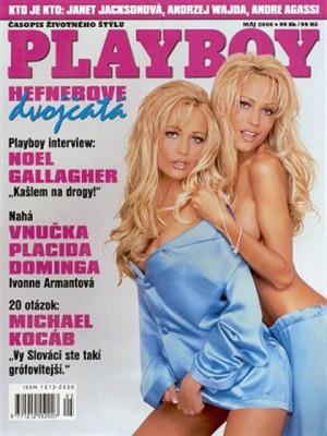 Playboy Slovakia - May 2000