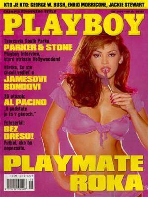 Playboy Slovakia - June 2000