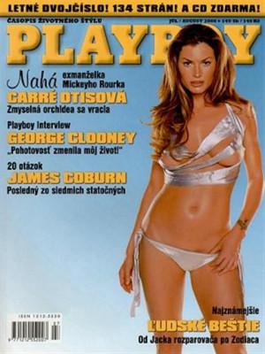 Playboy Slovakia - July 2000