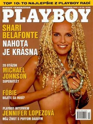 Playboy Slovakia - Oct 2000