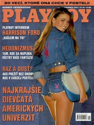 Playboy Slovakia - Nov 2000