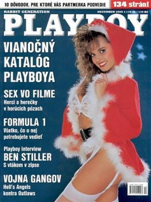 Playboy Slovakia - Dec 2000