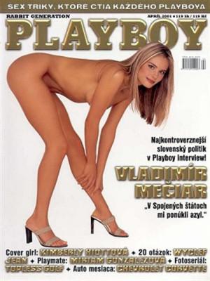 Playboy Slovakia - Apr 2001