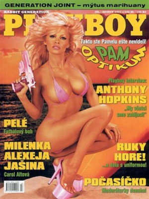 Playboy Slovakia - July 2001