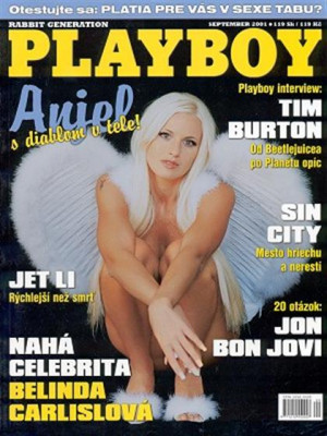 Playboy Slovakia - Sep 2001