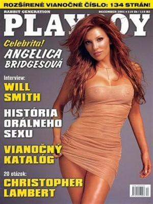 Playboy Slovakia - Dec 2001