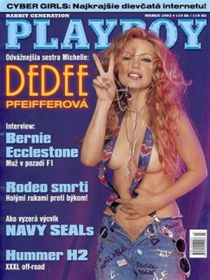 Playboy Slovakia - Mar 2002